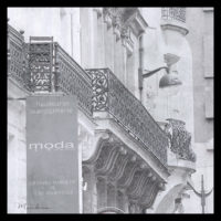 ホリマリビジュアルデザイン白いパリの風景 White Paris series1