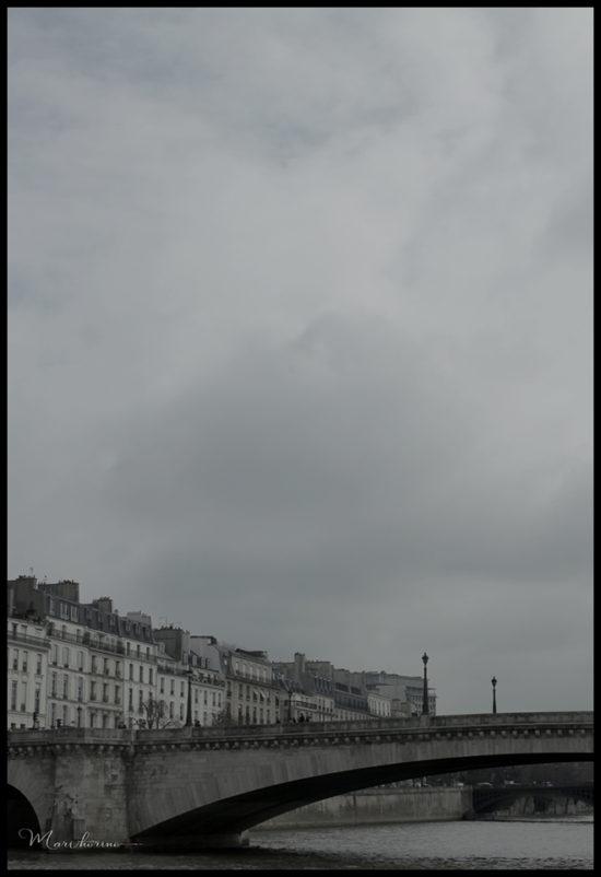 ホリマリ ビジュアル / Paris